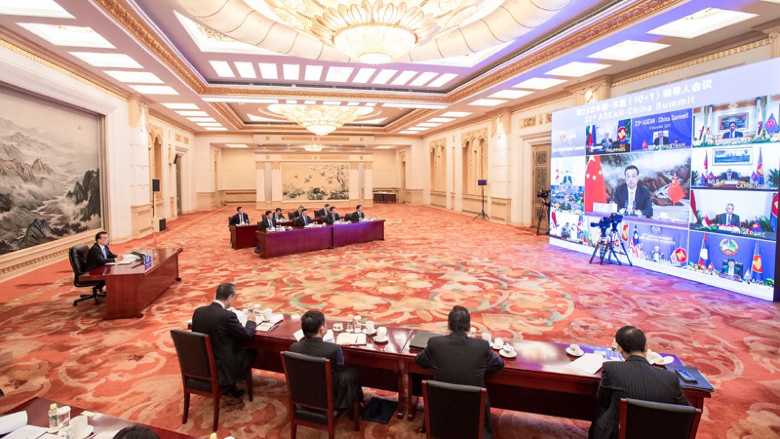 Trung Quốc giành lợi thế từ RCEP