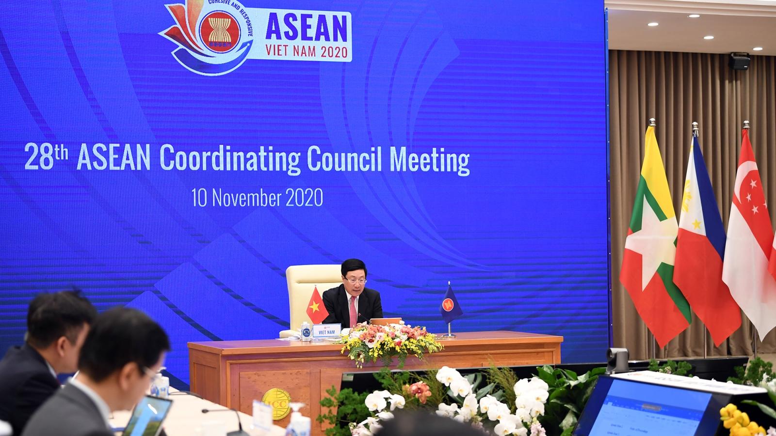 ASEAN nhất trí cần có những bước đi cụ thể nhằm phát triển tiểu vùng Mekong