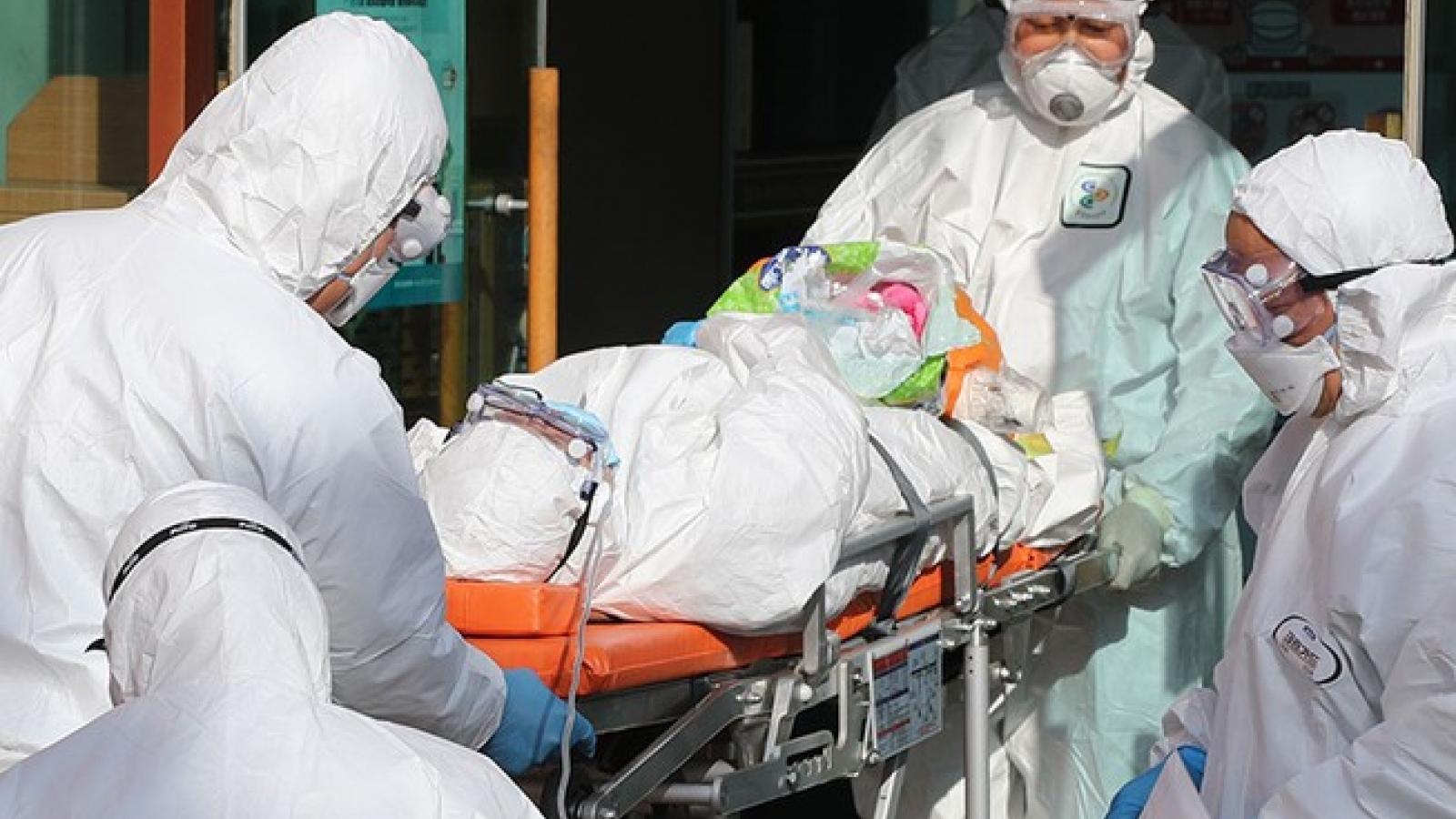 Hàn Quốc tiếp tục ghi nhận số ca mắc Covid-19 ở mức 3 con số