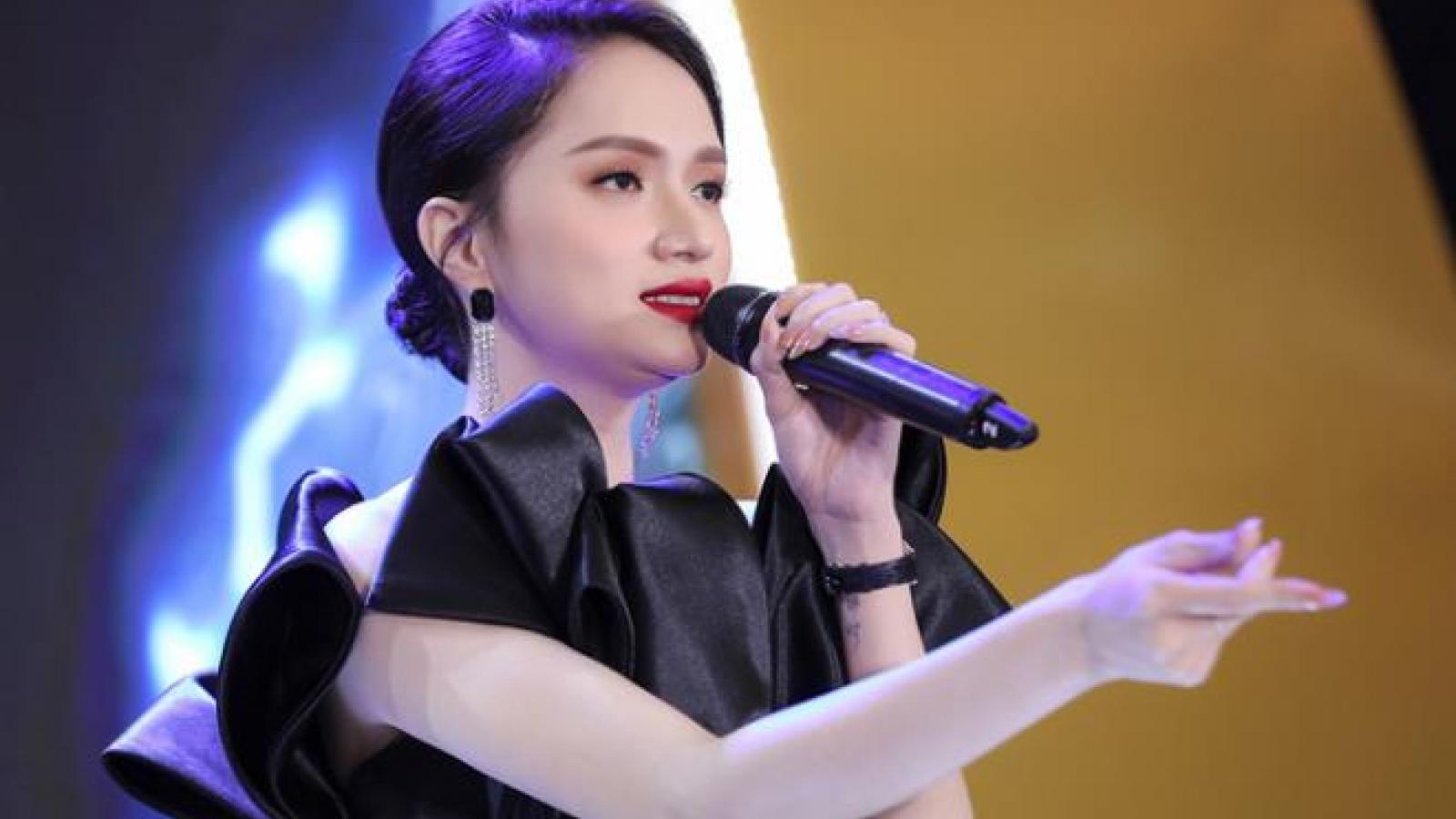 Antifan đề nghị hủy hợp tác với Hương Giang, BTC Hoa hậu Việt Nam lên tiếng