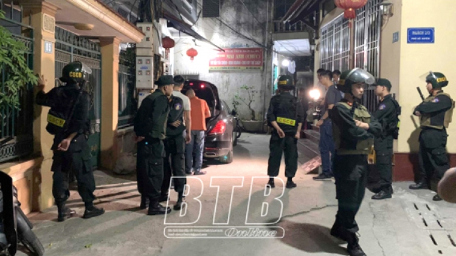 """Khởi tố thêm 2 bị can trong vụ án """"Hủy hoại tài sản"""" ở Thái Bình"""