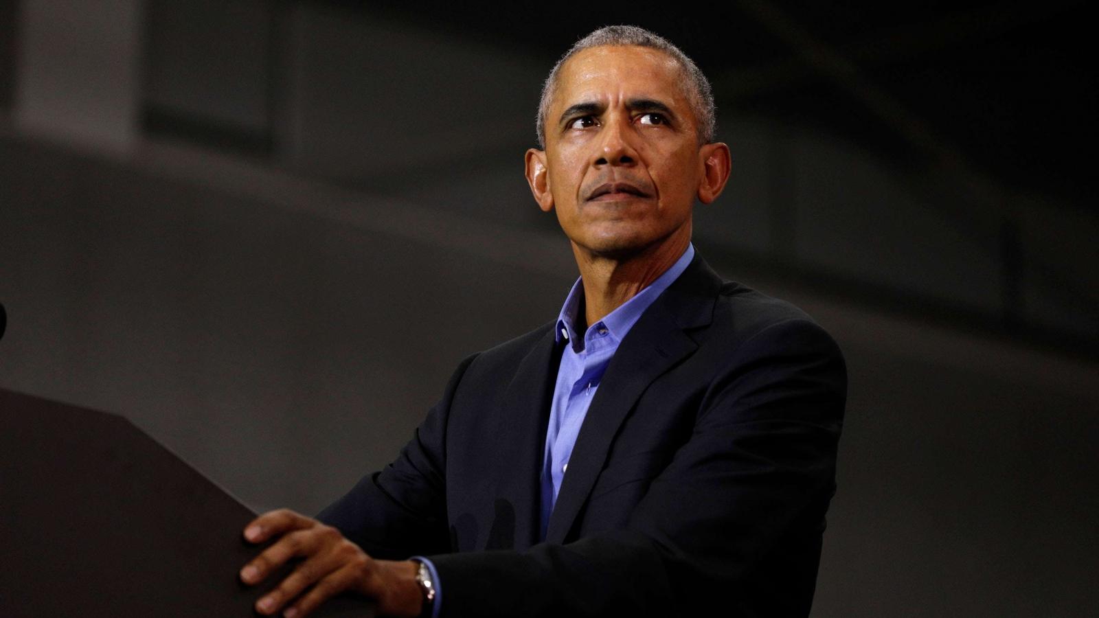Ông Obama: Kết quả bầu cử cho thấy nước Mỹ đang chia rẽ sâu sắc