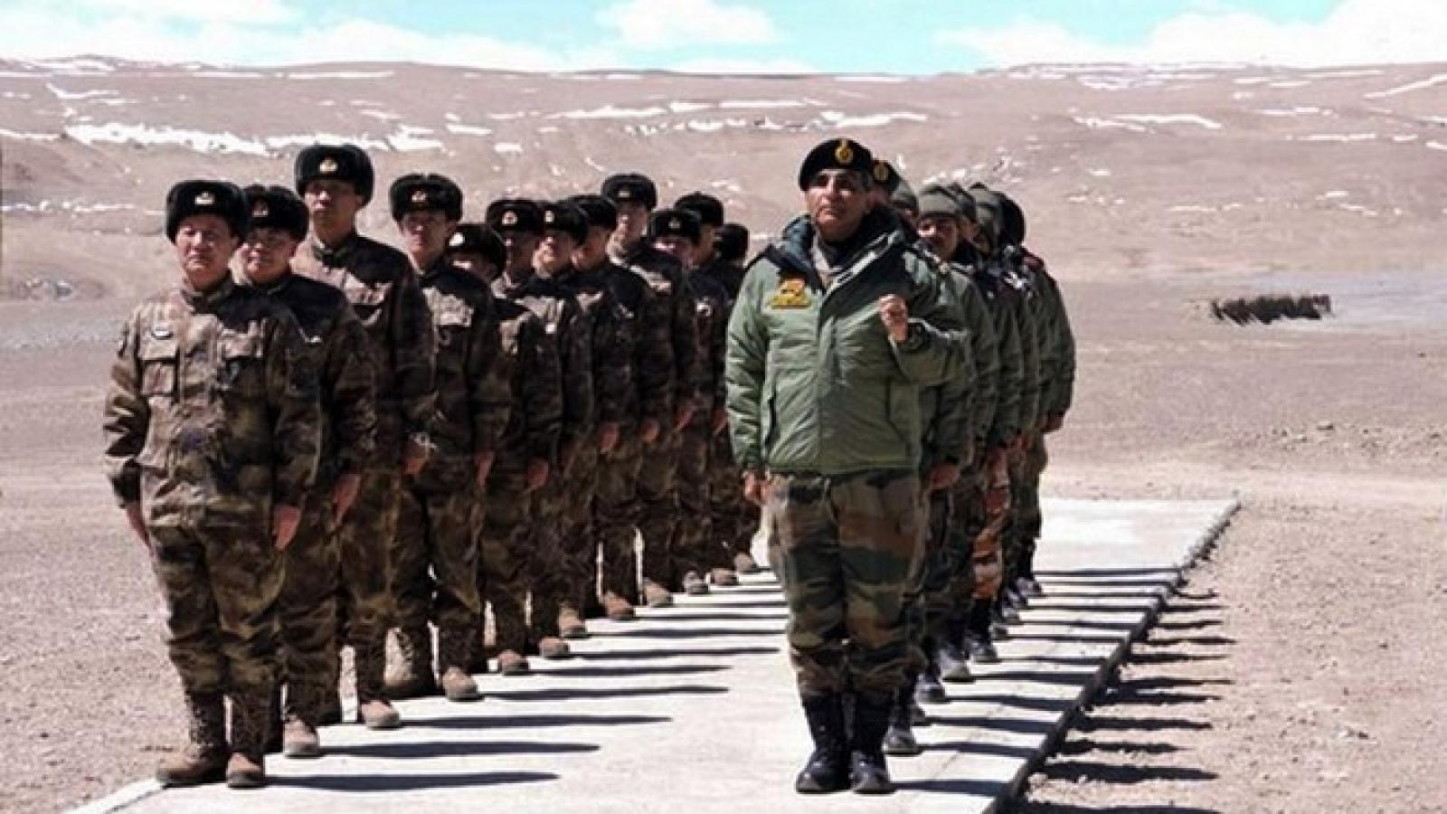Vòng đàm phán quân sự thứ 8 giữa Ấn Độ và Trung Quốc diễn ra ngày 6/11