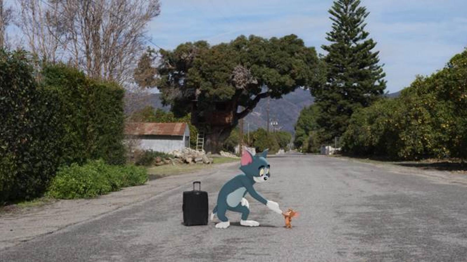 Cặp kỳ phùng địch thủ Tom và Jerry tái xuất trên màn ảnh rộng sau 3 thập kỷ