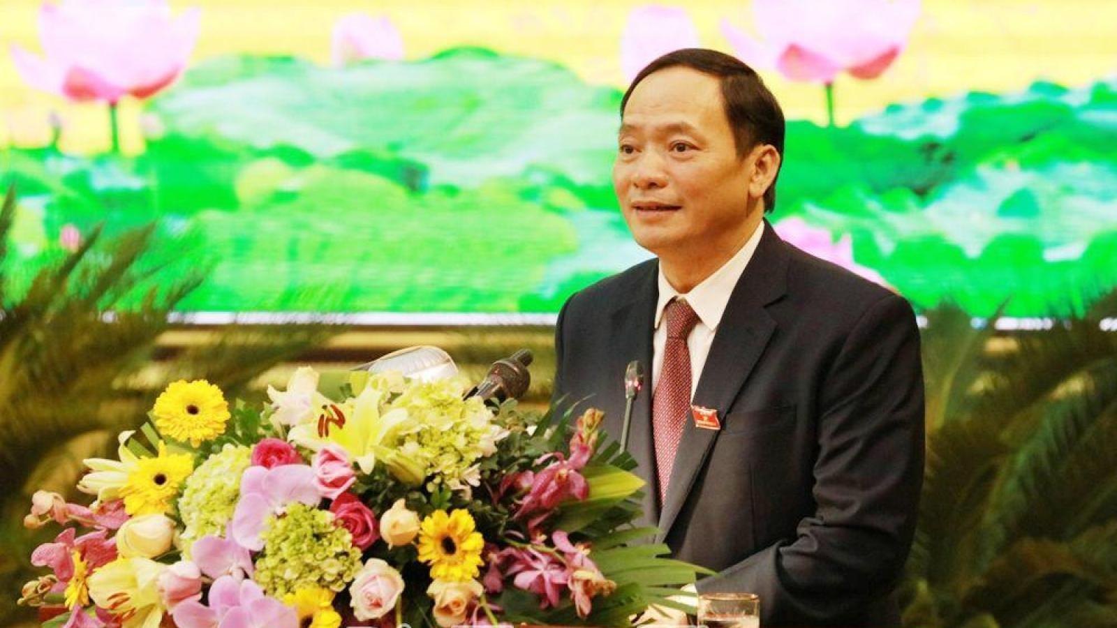 Ông Trần Quốc Văn được bầu làm Chủ tịch UBND tỉnhHưng Yên