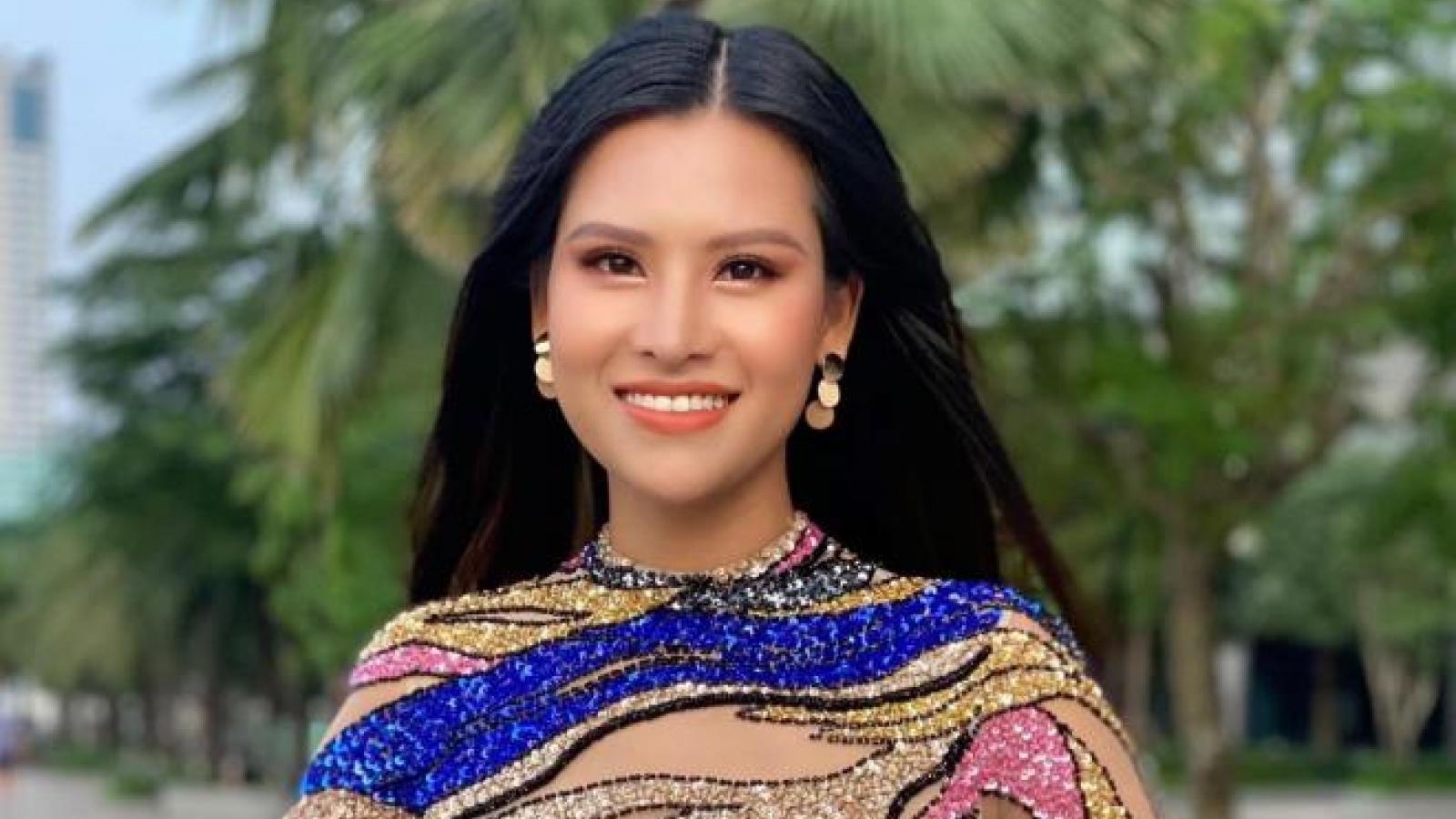Thái Thị Hoa giành giải về Trang phục dạ hội tại Hoa hậu Trái đất