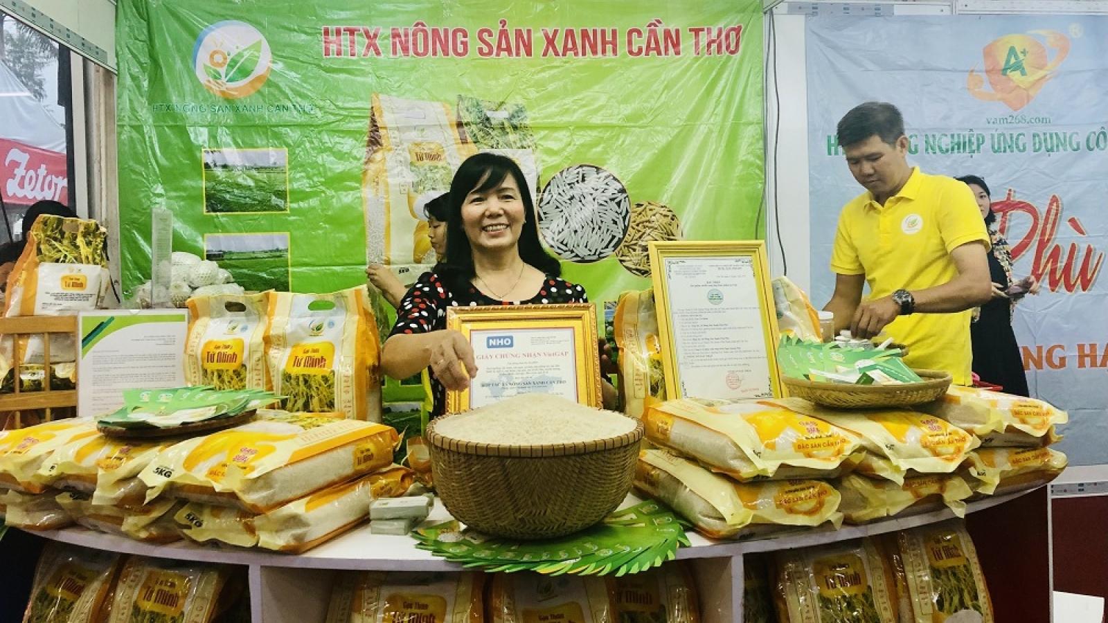 """250 gian hàng tại """"Hội chợ Nông nghiệp Quốc tế Việt Nam năm 2020"""""""