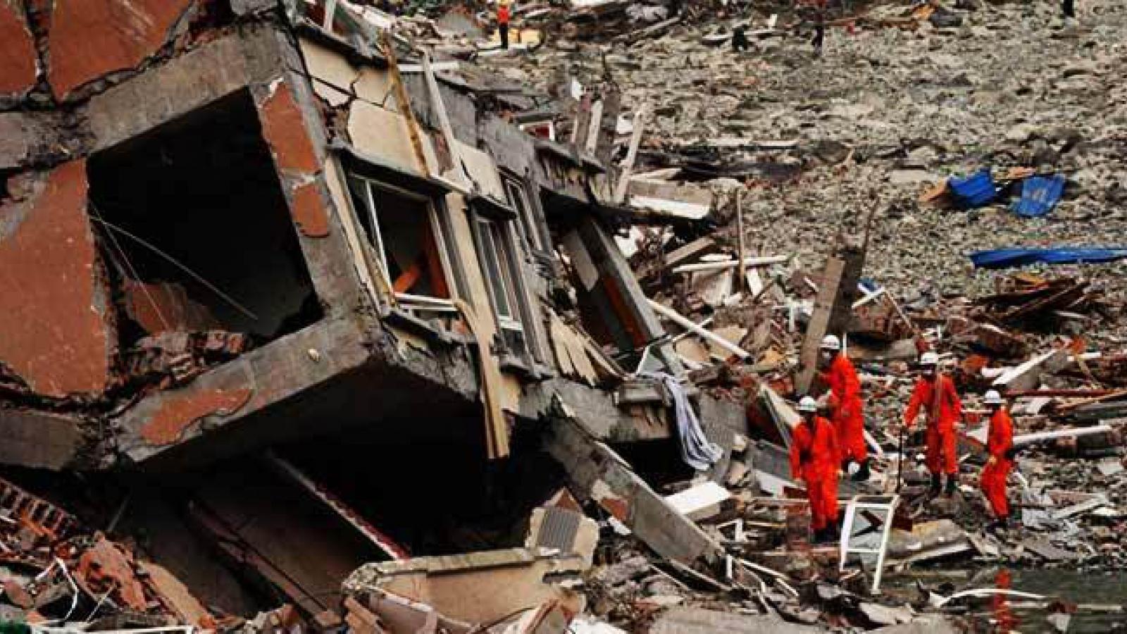 Trung Quốc xảy ra hơn 500 trận động đất trên 3 độ từ đầu năm đến nay