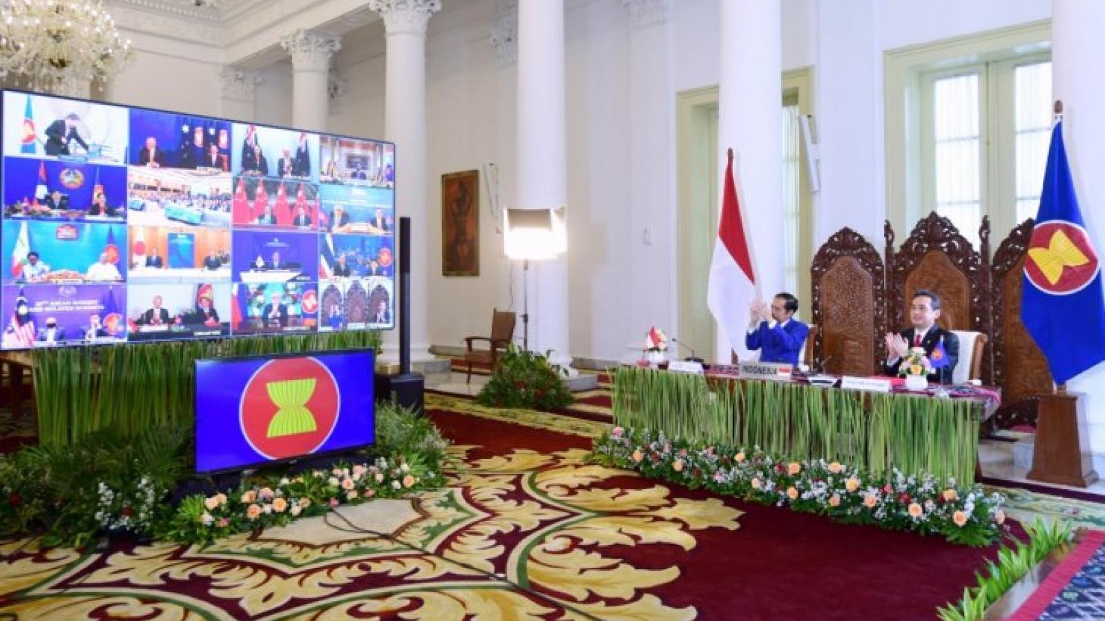 Indonesia: Việc thực hiện RCEP đòi hỏi cam kết chính trị cao