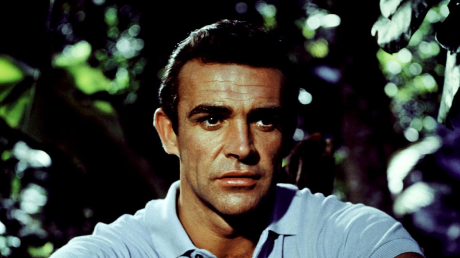 """Huyền thoại Sean Connery: Từ """"007"""" cho đến tượng vàng Oscar"""