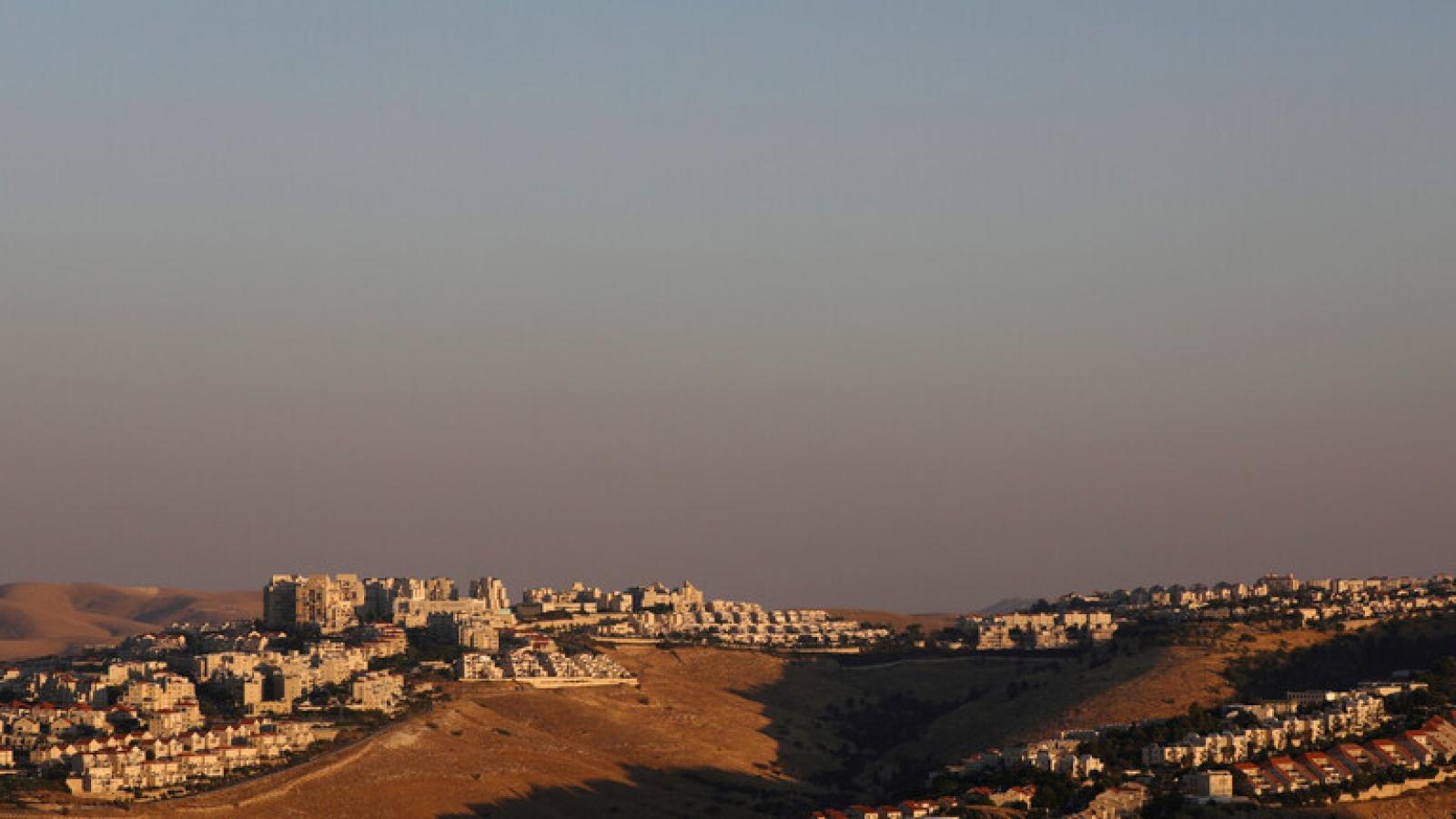 Dư luận khu vực lên án Israel xây dựng khu định cư mới ở Jerusalem