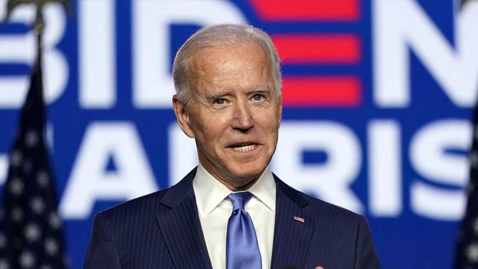 Joe Biden là tên người được tìm kiếm nhiều nhất trên Google trong năm 2020