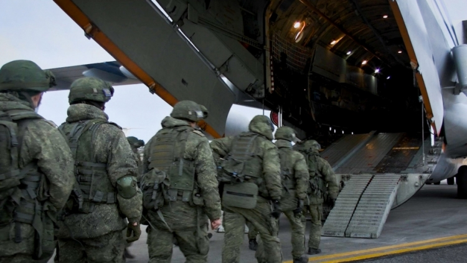 Nga triển khai binh sĩ giữ hòa bình đến Nagorno - Karabakh