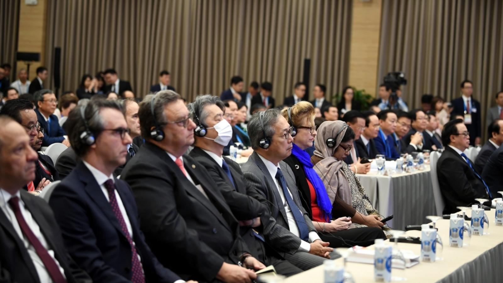 Báo chí quốc tế đưa đậm về Hội nghị cấp cao ASEAN lần thứ 37