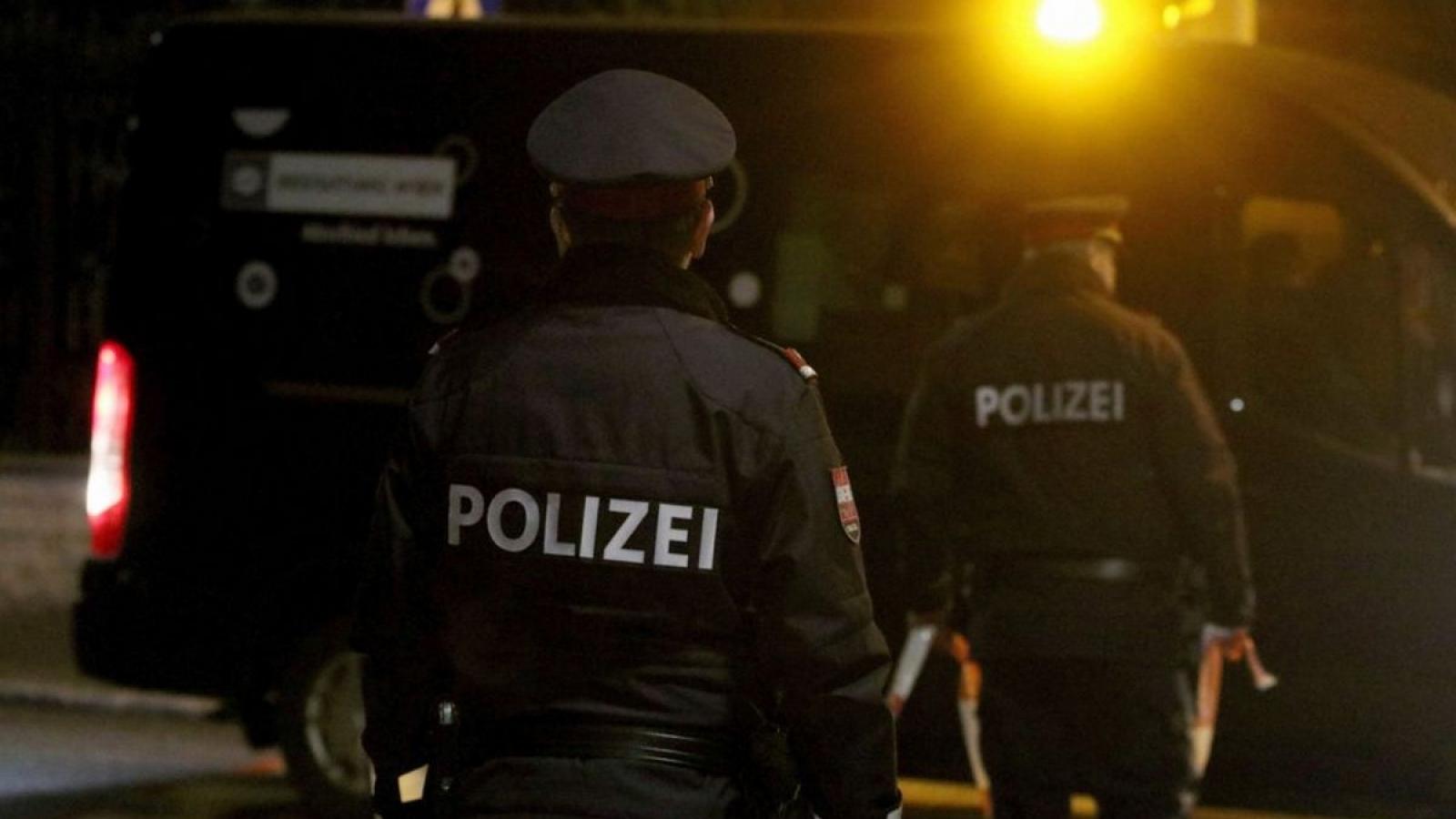 Đột kích bắt giữ hàng chục đối tượng nghi là phần tử Hồi giáo cực đoan ở Áo