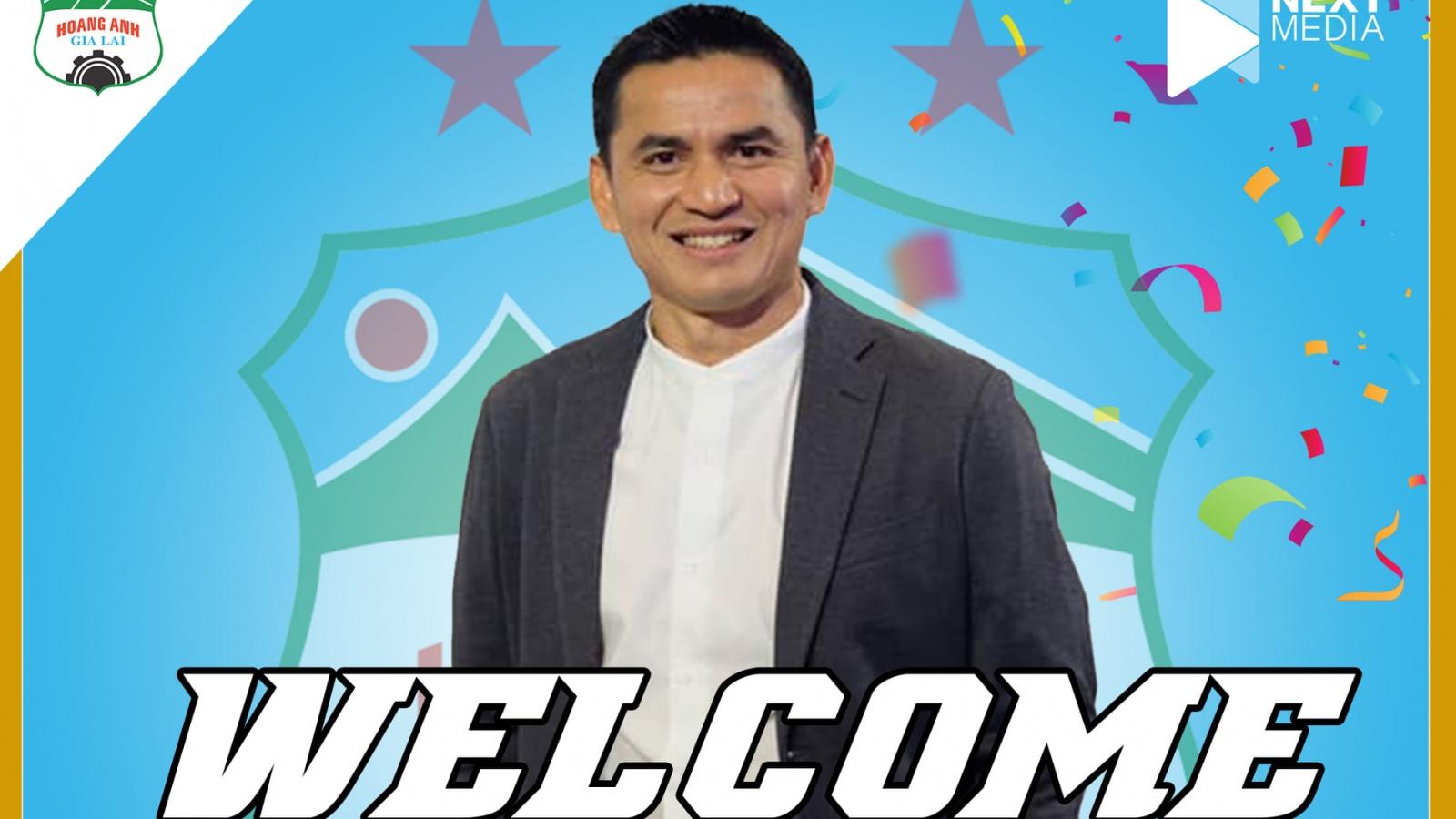 CHÍNH THỨC: HLV Kiatisak trở lại Việt Nam dẫn dắt HAGL