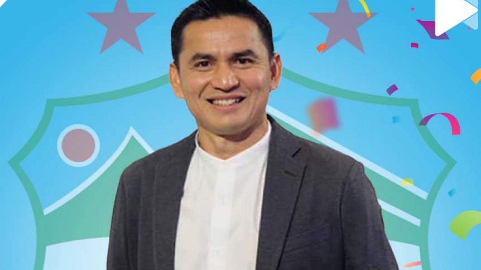 Thai legend Kiatisak to coach HAGL FC in 2 seasons