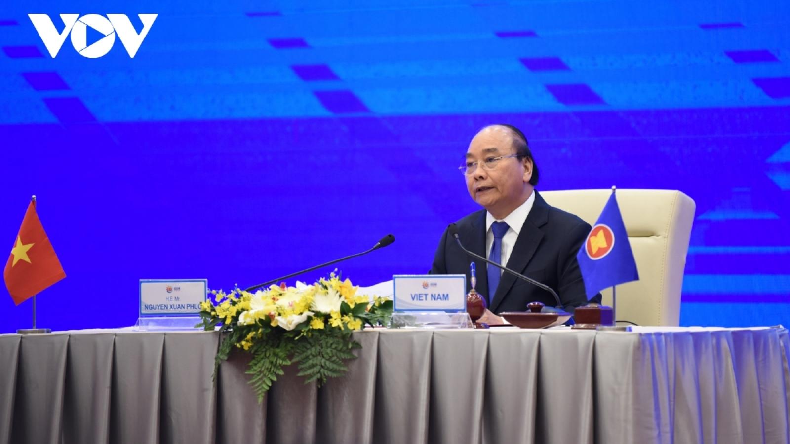 Ký kết RCEP- FTA thế hệ mới tham vọng nhất do ASEAN khởi xướng