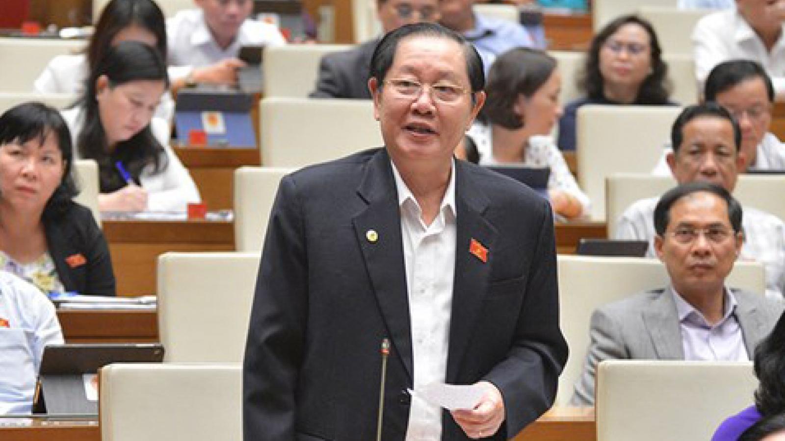 """Bộ trưởng Lê Vĩnh Tân: """"Làm luôn chứ không thí điểm thành phố Thủ Đức"""""""