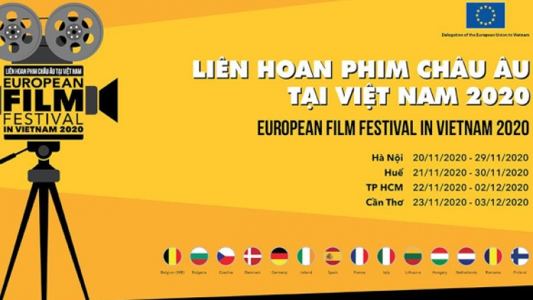 European Film Festival 2020 to kick off next month