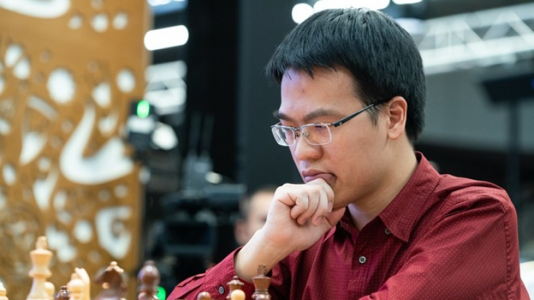 Quang Liem beats foreign chess prodigies at Skilling Open