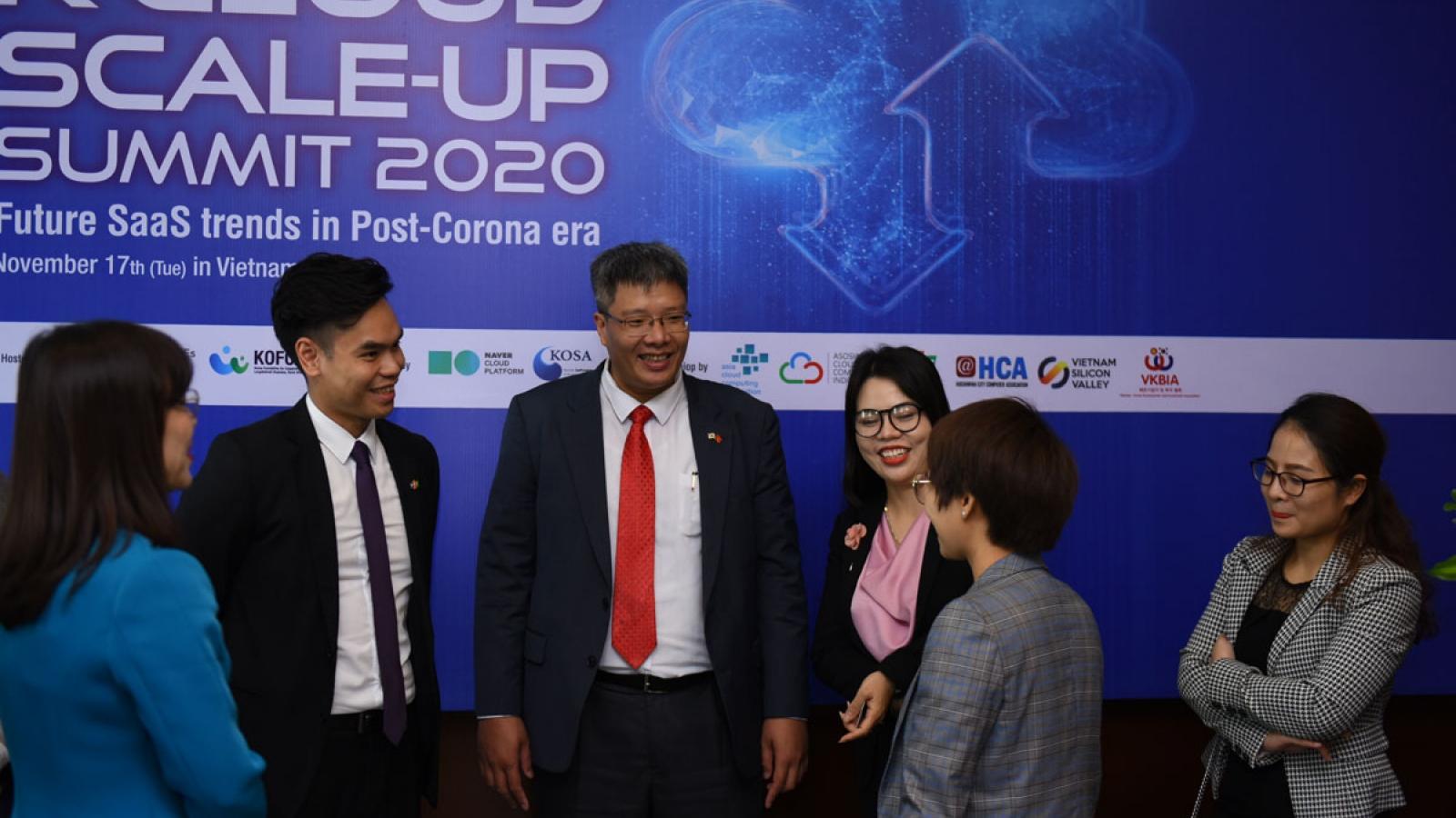 """""""Hội nghị hợp tác phát triển kinh doanh K-Cloud giữa Hàn Quốc và ASEAN"""""""