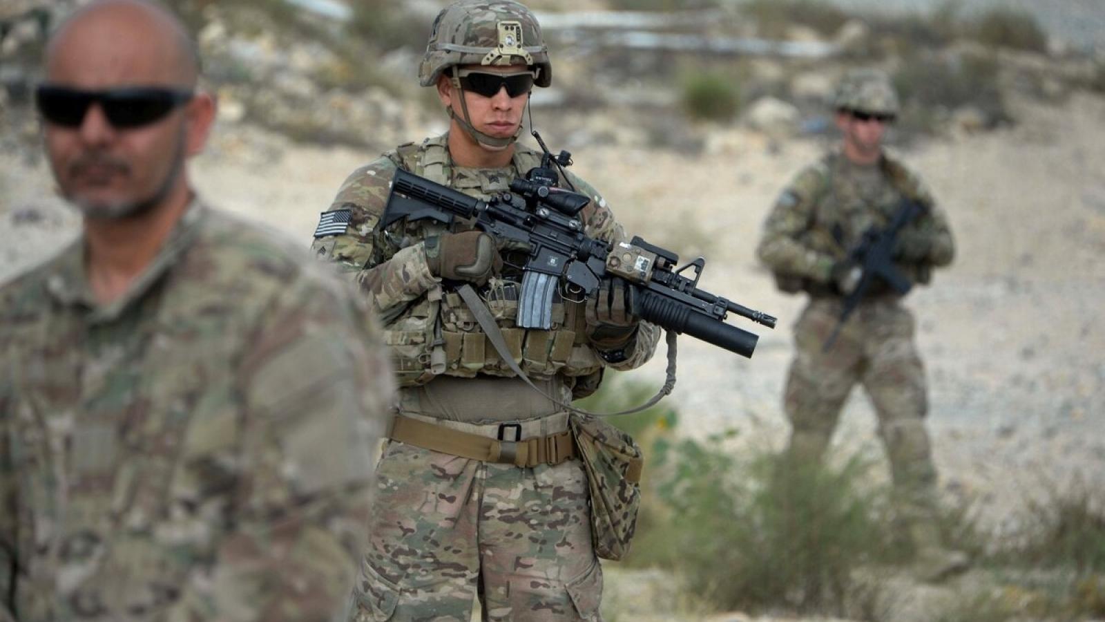 Mỹ trấn an đồng minh sau quyết định giảm hiện diện quân sự ở Afghanistan và Iraq