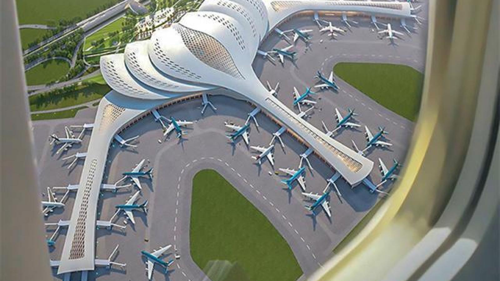"""Thủ tướng phê duyệt xây """"siêu"""" sân bay Long Thành giai đoạn 1 gần 5 tỷ USD"""