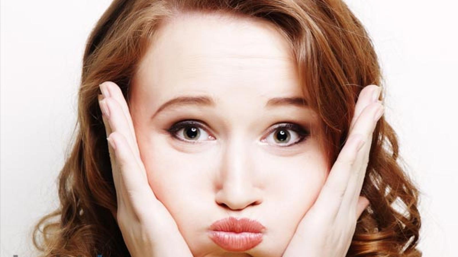 Mẹo đơn giản giúp bạn nhanh chóng có được khuôn mặt thon gọn