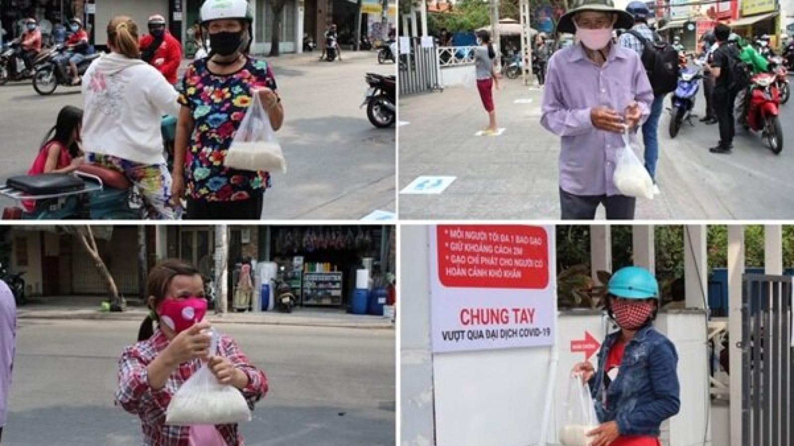 """""""ATM gạo và khẩu trang"""" đạt giải I-Star TPHCM năm 2020"""