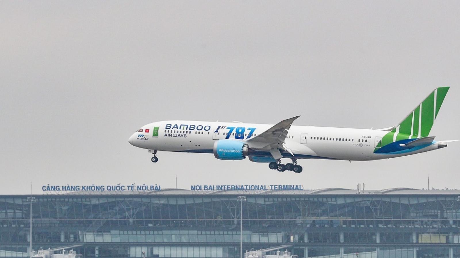Bamboo Airways được phép bay thẳng đến Mỹ bằng Boeing 787-9 Dreamliner