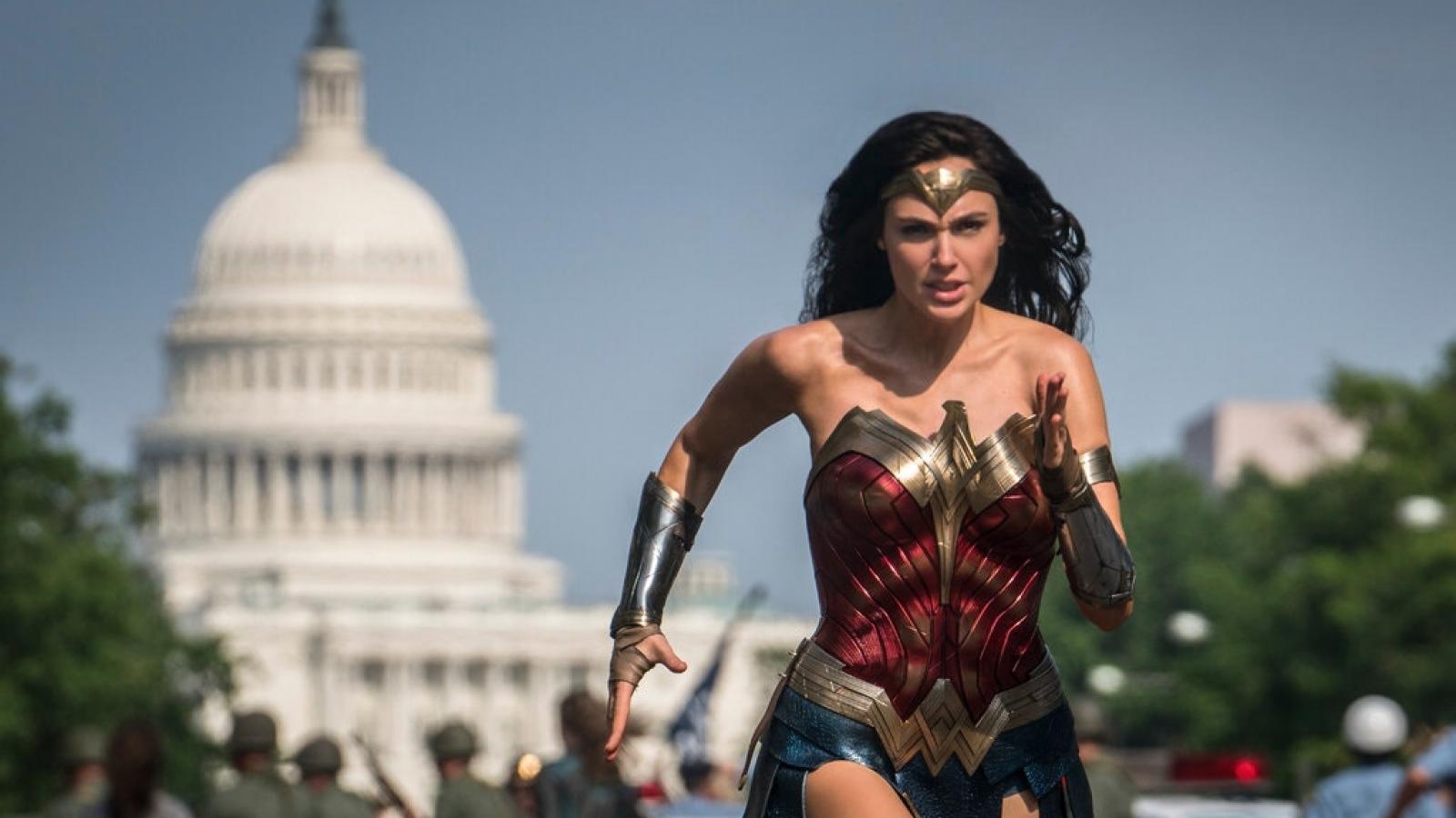"""""""Wonder Woman 1984"""" nối gót """"Mulan"""" phát hành trực tuyến trên HBO Max"""