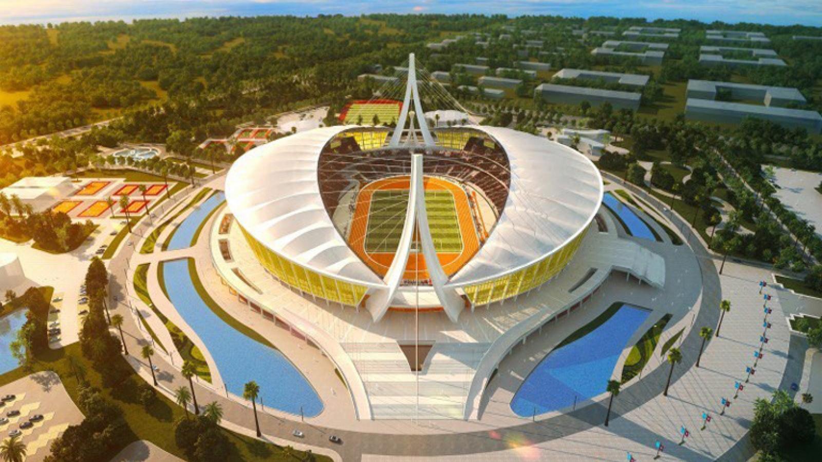 SEA Games tại Việt Nam là trải nghiệm quý báu cho Campuchia chuẩn bị đăng cai vào năm 2023