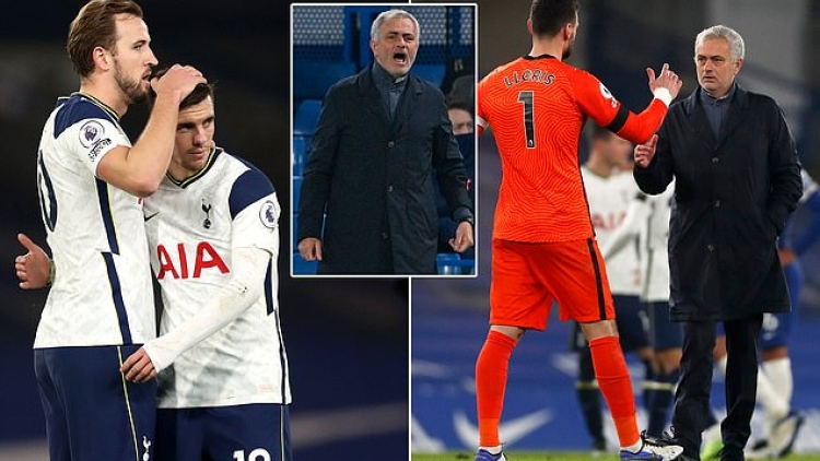 Mourinho nói lời bất ngờ về cơ hội vô địch Premier League của Tottenham