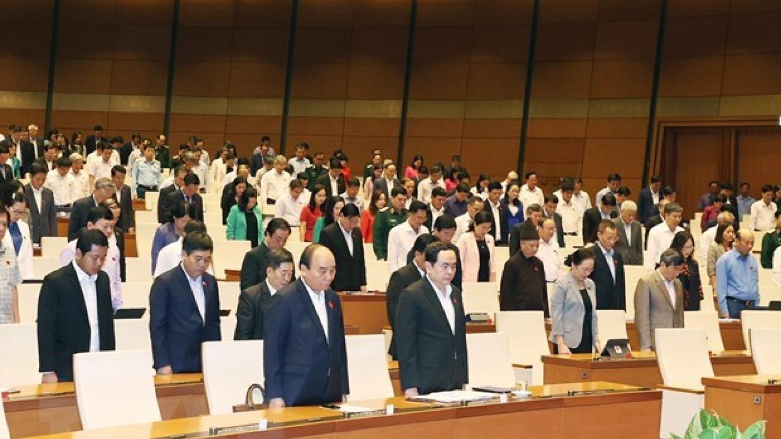 NA debates socio-economic development issues