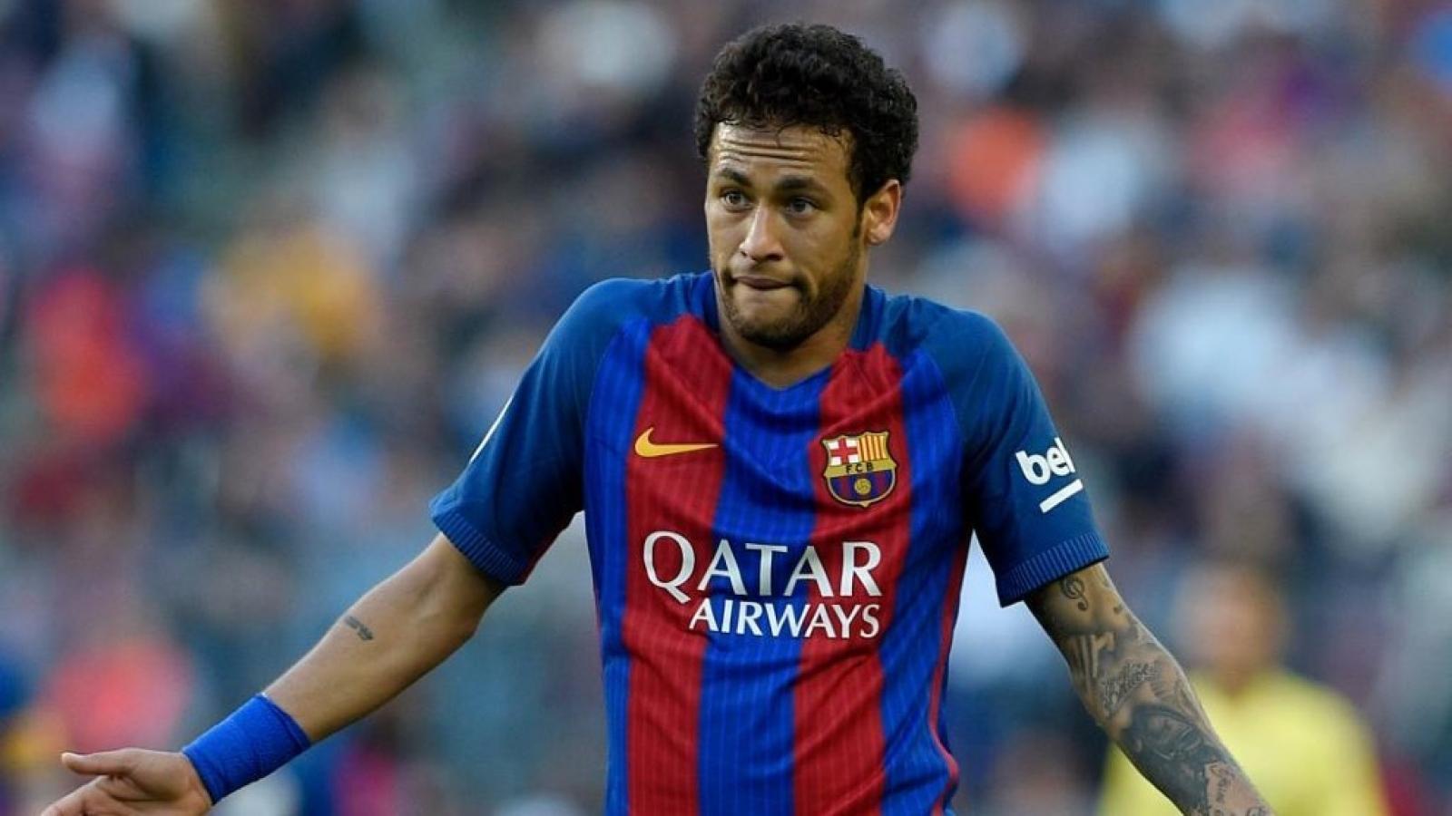 Neymar khởi kiện Barca để đòi 44 triệu Euro