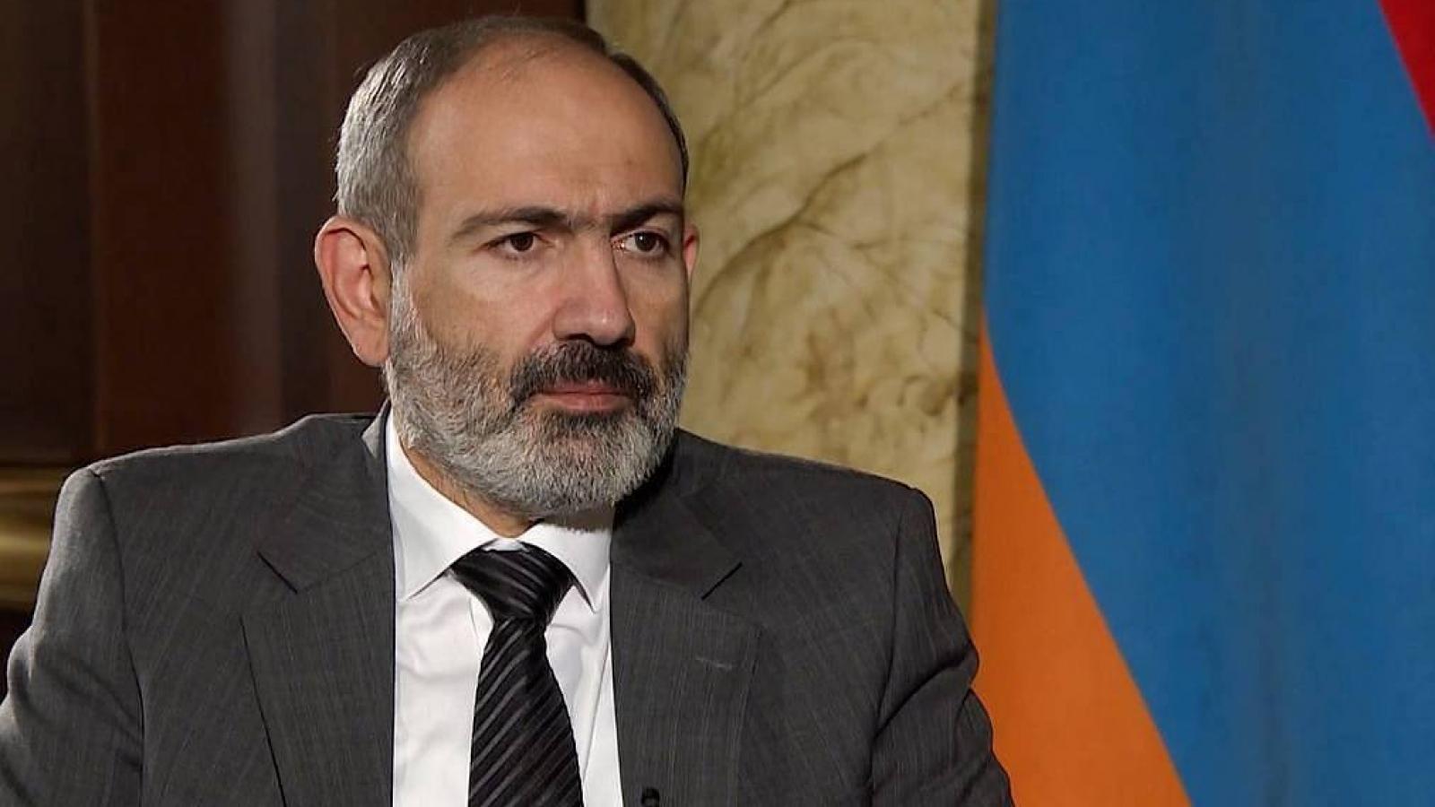 Cơ quan An ninh quốc gia Armenia ngăn chặn âm mưu ám sát Thủ tướng N.Pashinyan