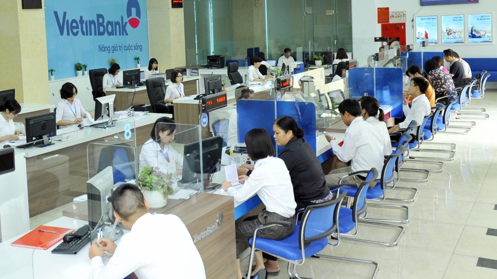 """VietinBank đồng hành cùng DN, người dân thực hiện """"mục tiêu kép"""" của Chính phủ"""