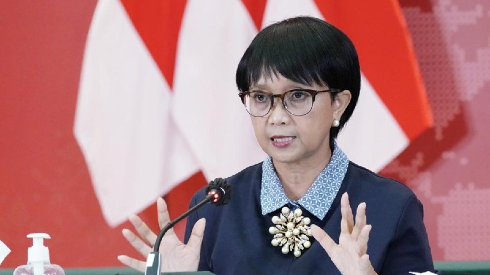 Indonesiakhẳng định sẽ không trở thành căn cứ quân sự của Trung Quốc và Mỹ