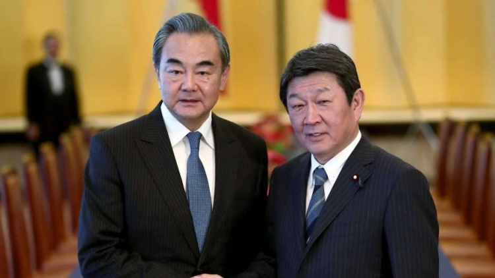 Ngoại trưởng Nhật Bản, Trung Quốc gặp nhau để giải quyết vướng mắc giữa 2 bên