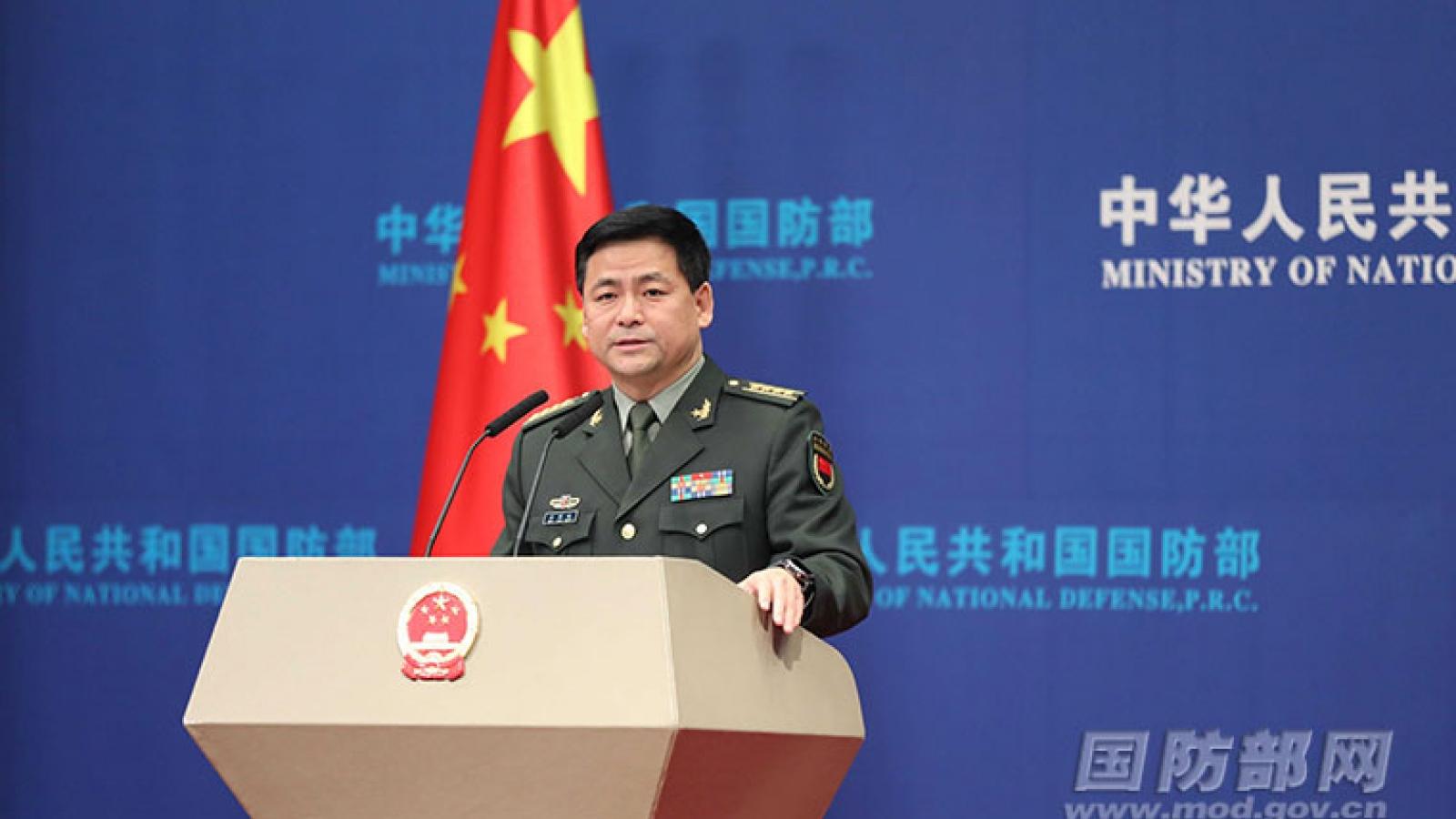 Trung Quốc khẳng định tình hình biên giới Trung - Ấn vẫn đang ổn định