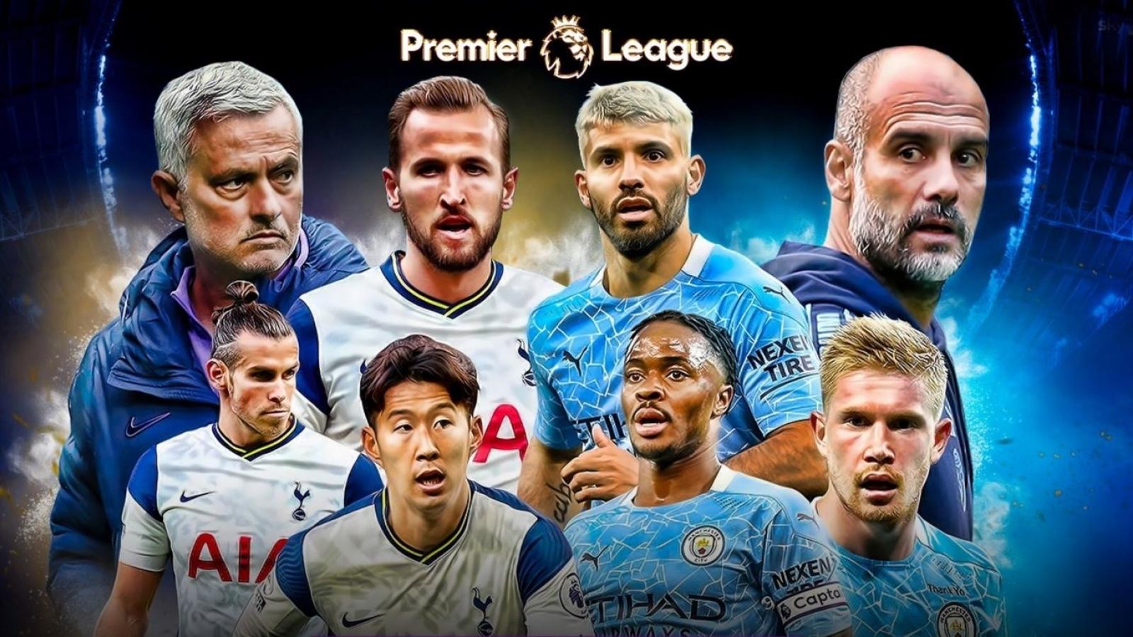 Tottenham - Man City: Jose Mourinho ở cửa trên so với Pep Guardiola?