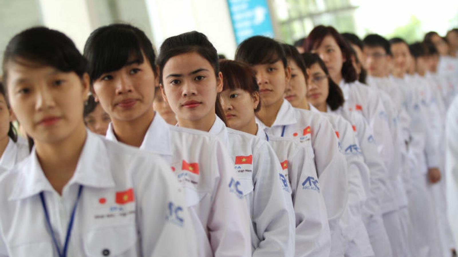 Quốc hội thông qua Luật Người lao động Việt Nam đi làm việc ở nước ngoài theo hợp đồng