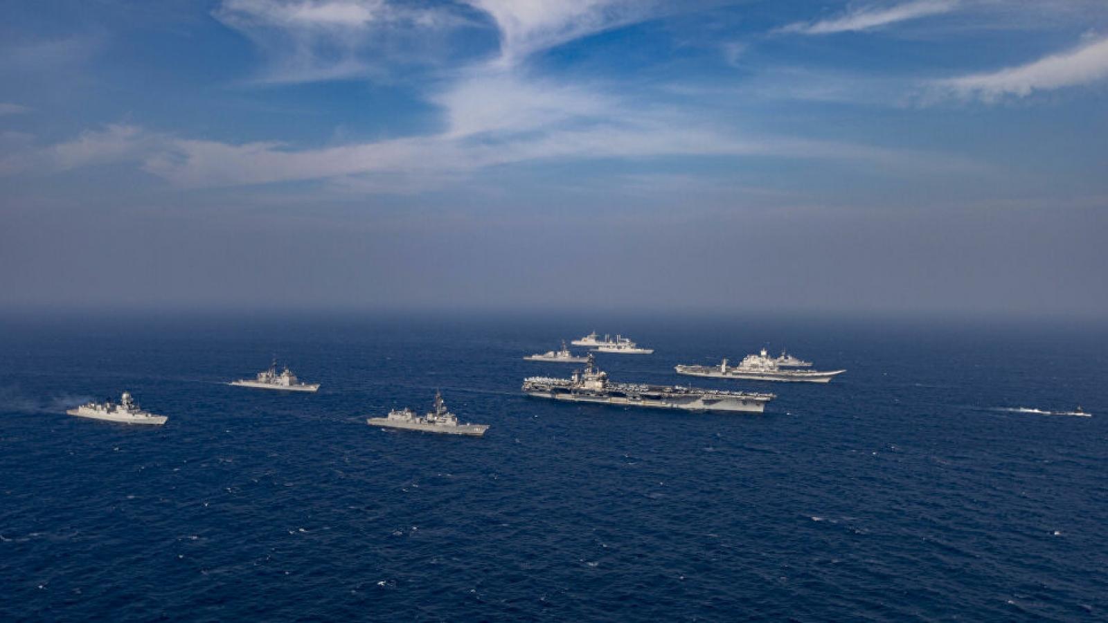 Nhật Bản và Australia tăng cường hợp tác đối phó Trung Quốc?