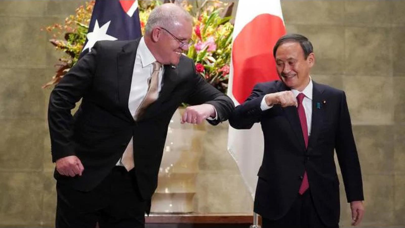 Hiệp ước tiếp cận tương hỗ: Bước tiến mới trong quan hệ Australia-Nhật Bản