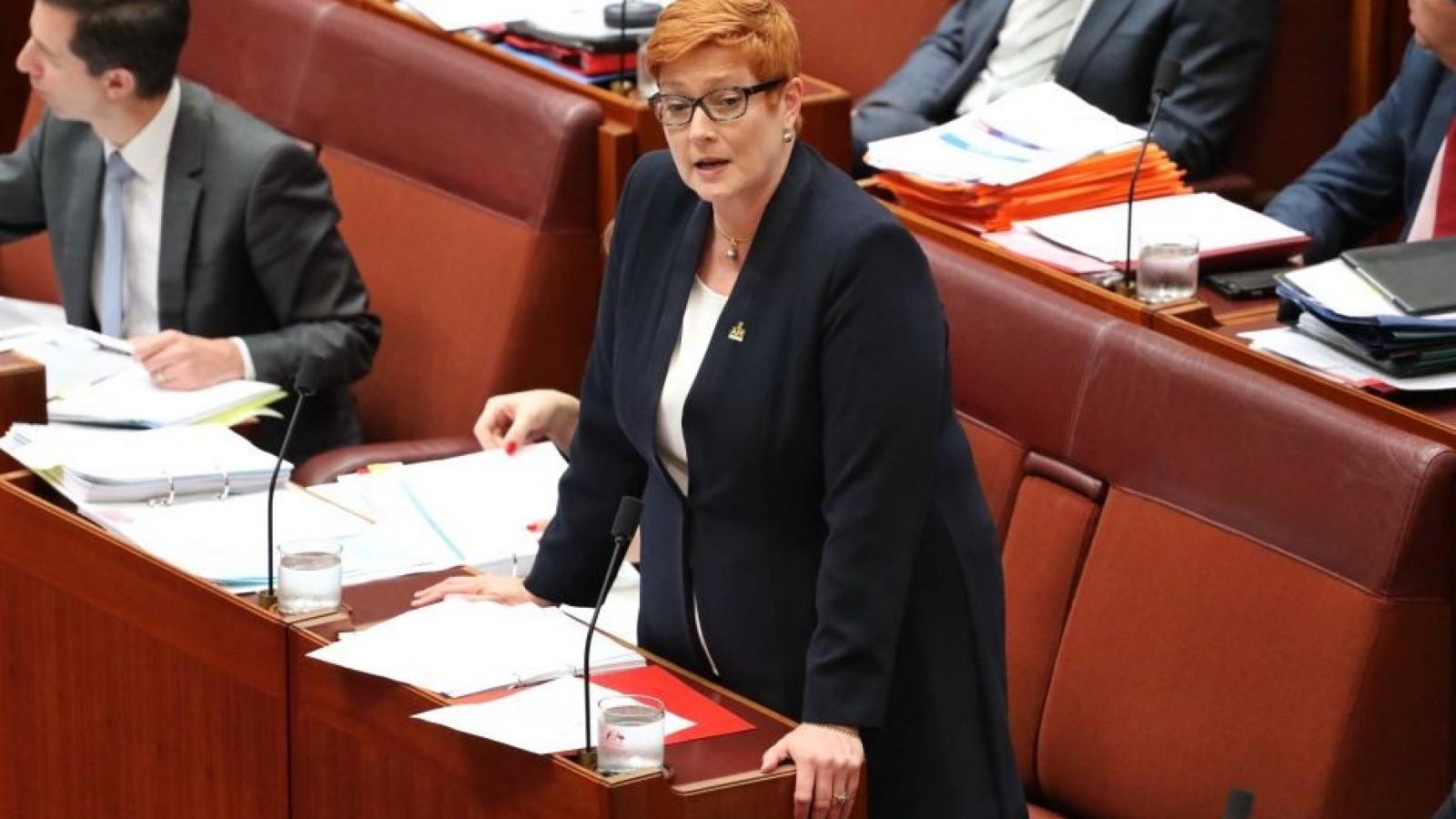 Australia trông đợi hợp tác với chính quyền mới của Mỹ