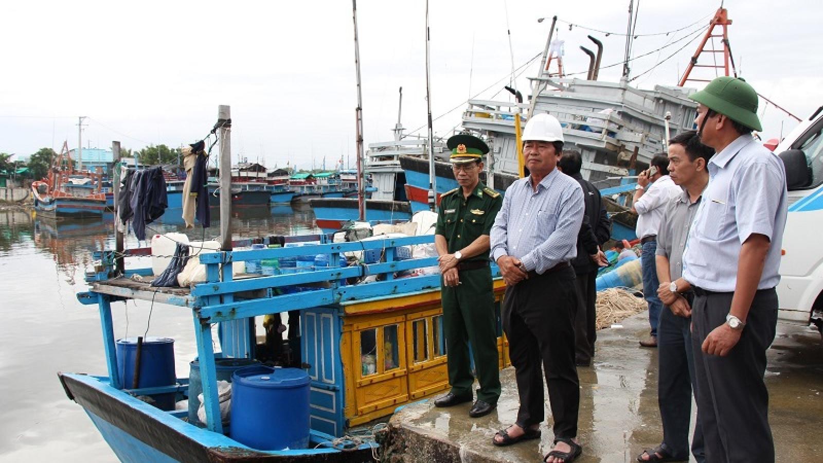 Ninh Thuận sẵn sàng sơ tán gần 16.000 dân nếu bão số 12 đổ bộ