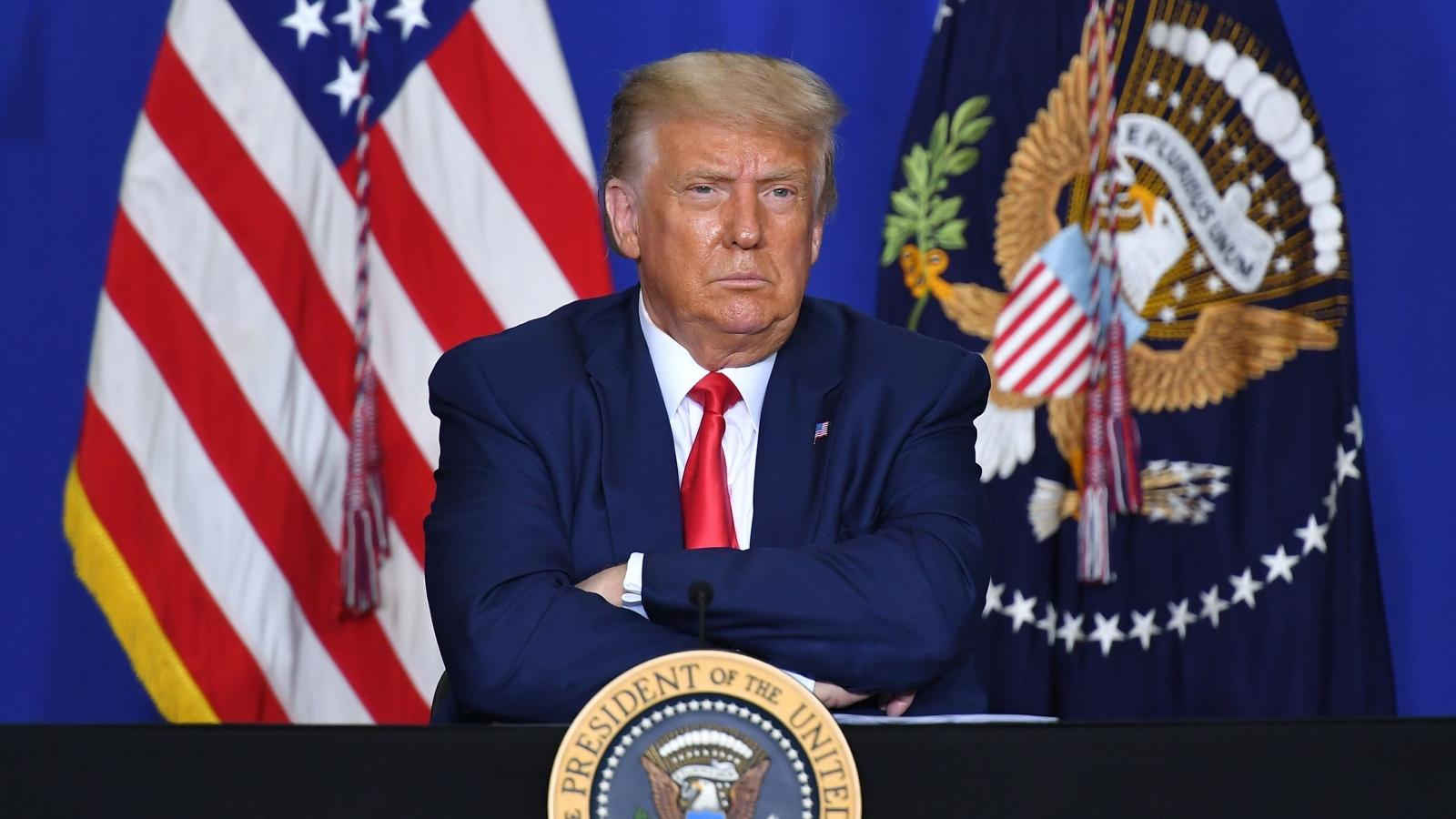 Chiến dịch của ông Trump kháng cáo, quyết lật ngược kết quả ở Pennsylvania