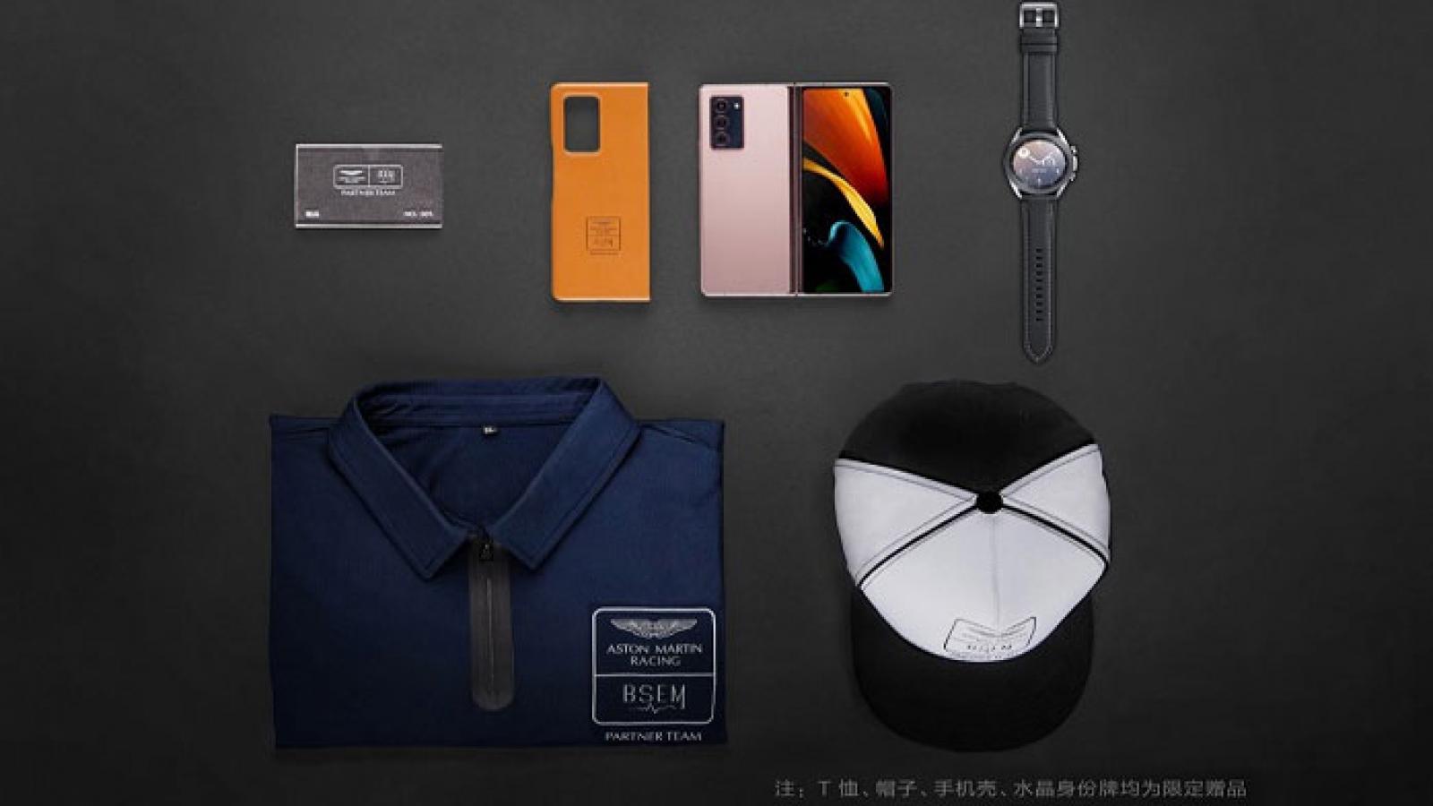 Combo Samsung Galaxy Z Fold2 sẽ có giá bán 3.150 USD