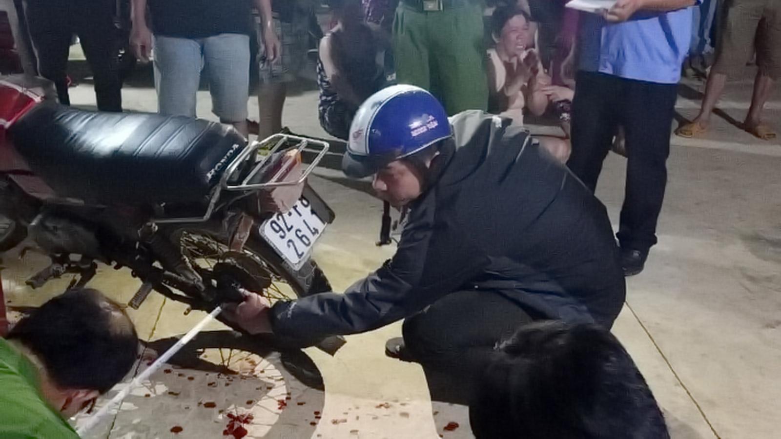 Liên tiếp hai vụ nổ súng ở Quảng Nam: 1 người chết, 2 người bị thương